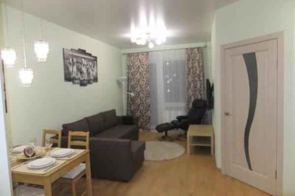 Apartments on Chapaeva Ecostil - фото 3