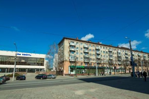 Apartment on Prospekt Mira in Center - фото 8