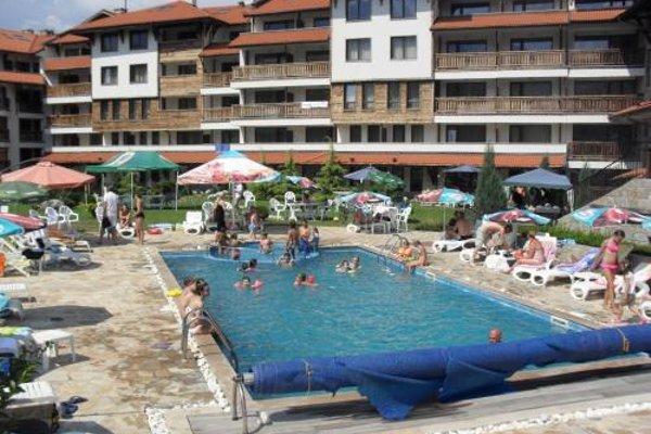 Апартаменты «Bansko Royal Towers 723» - 4