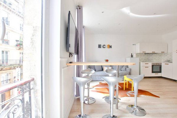 N°18 Luxury Parisien Home Montorgueil 2 - 3