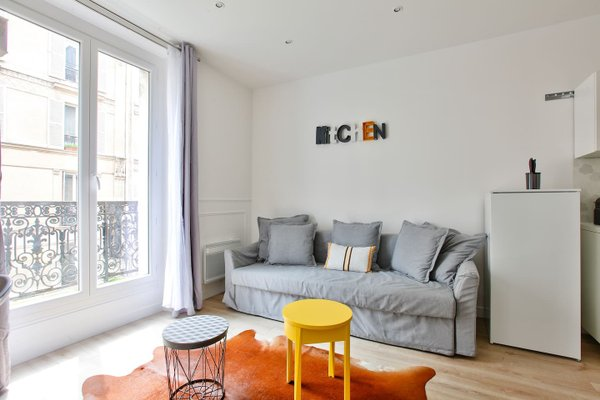 N°18 Luxury Parisien Home Montorgueil 2 - 5