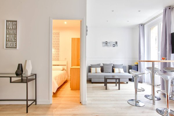 N°18 Luxury Parisien Home Montorgueil 2 - 6