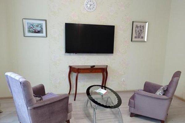Apartment on Dmitriya Donskogo 20 - фото 14