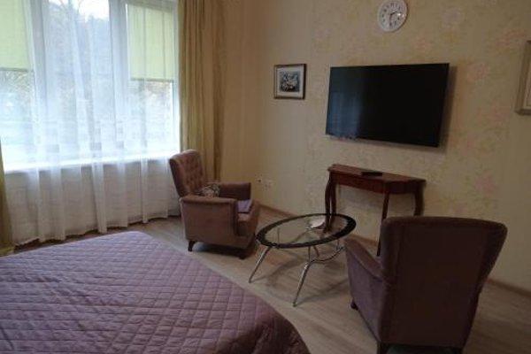 Apartment on Dmitriya Donskogo 20 - фото 15