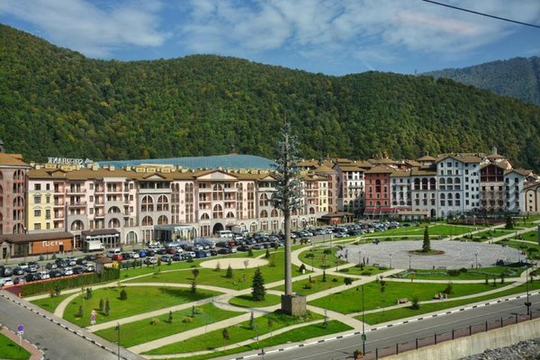 Комплекс апартаментов «Горки Город +960» - 3