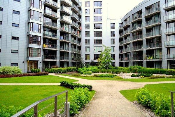 Triton Park Apartments - фото 53
