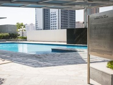Апартаменты Dream Inn Dubai Apartments - Duplex Central Park Tower