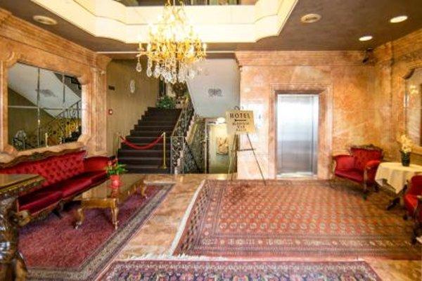 Hotel Palais Porcia - фото 17