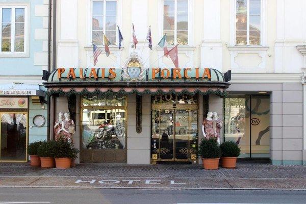 Hotel Palais Porcia - фото 20
