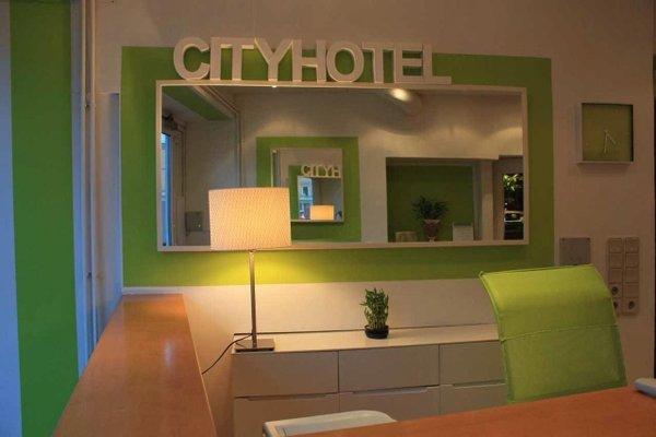 City Hotel zum Domplatz - фото 16