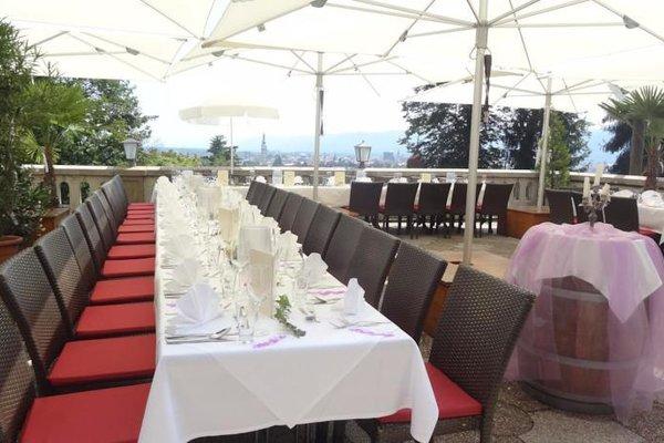 Hotel Restaurant Schweizerhaus - фото 11