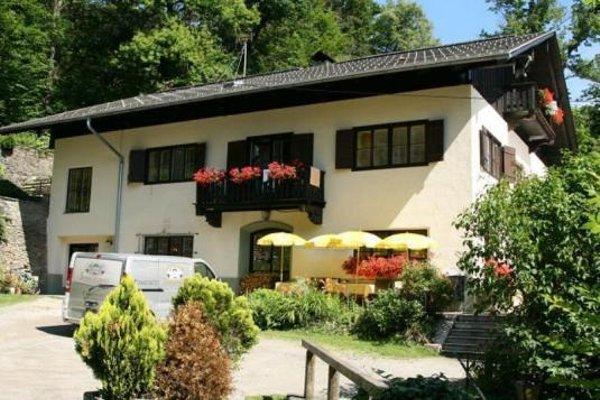 Hotel Restaurant Schweizerhaus - фото 16