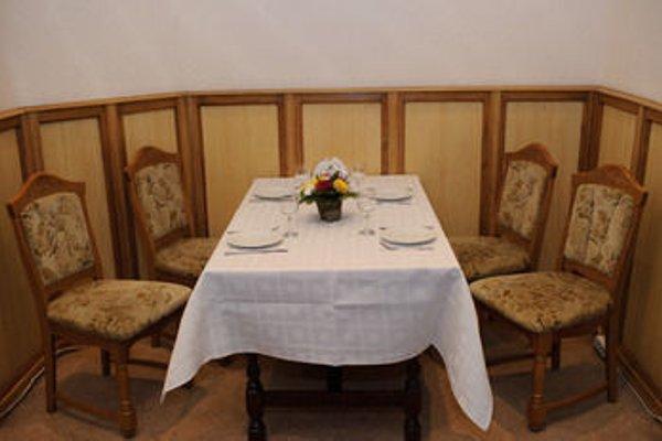 Отель Дачия - фото 12