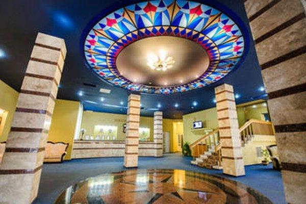 Отель Дачия - фото 15