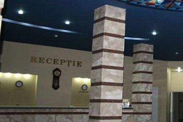 Отель Дачия - фото 20