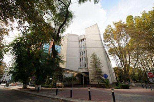 Отель Дачия - фото 23