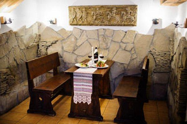 Отель Дачия - фото 3