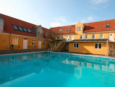 Апартаменты Holiday Home Broddegade II