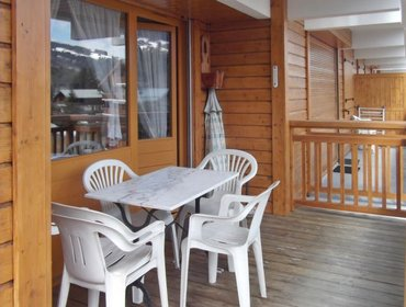 Apartments Comfortable, 1-bedroom apartment in Megeve with mountain views - 30 meters from the slopes!