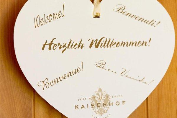 Best Western Premier Hotel Kaiserhof Kitzbuhel - фото 13