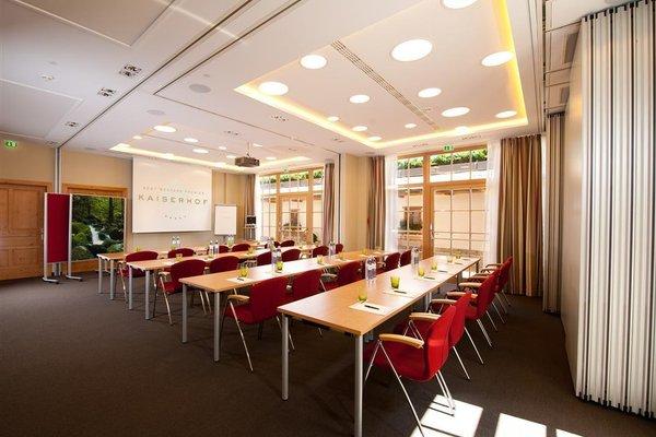 Best Western Premier Hotel Kaiserhof Kitzbuhel - фото 16