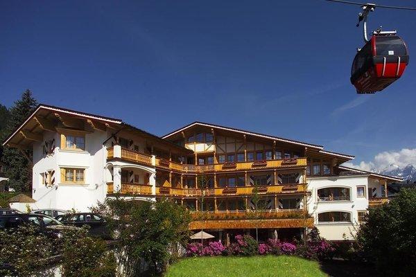 Best Western Premier Hotel Kaiserhof Kitzbuhel - фото 23