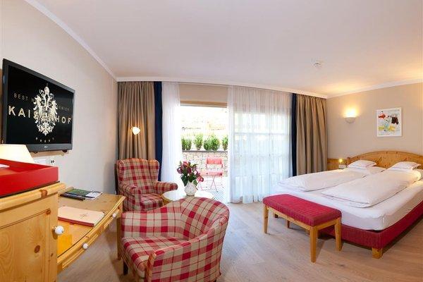 Best Western Premier Hotel Kaiserhof Kitzbuhel - фото 5