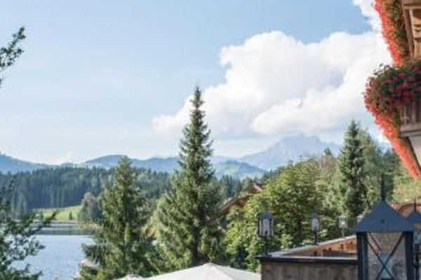 Alpenhotel Kitzbuhel - фото 15