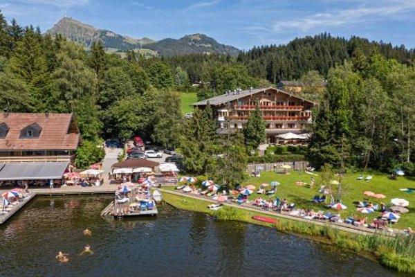 Alpenhotel Kitzbuhel - фото 21