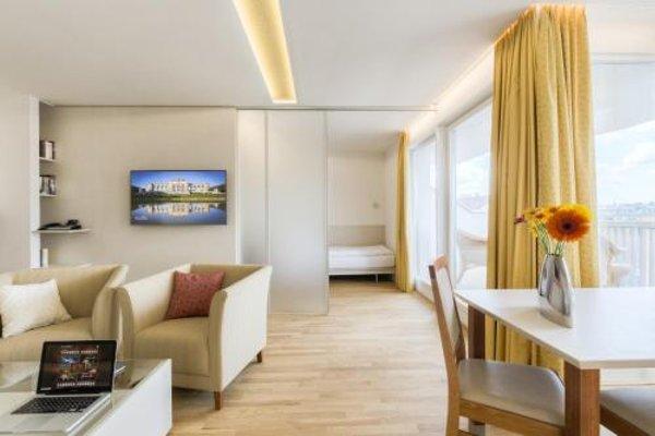 Vienna Grand Apartments DANUBE - фото 8