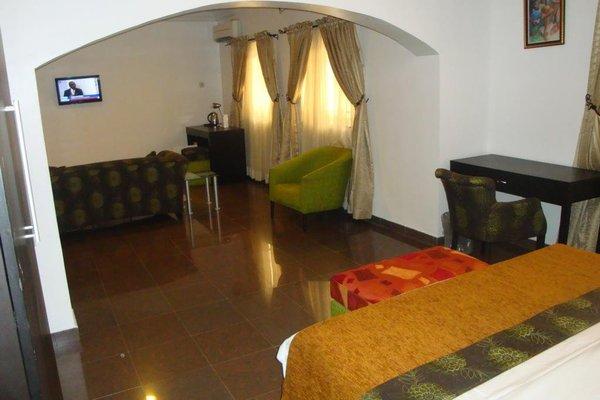 Suru Express Hotel GRA - фото 13