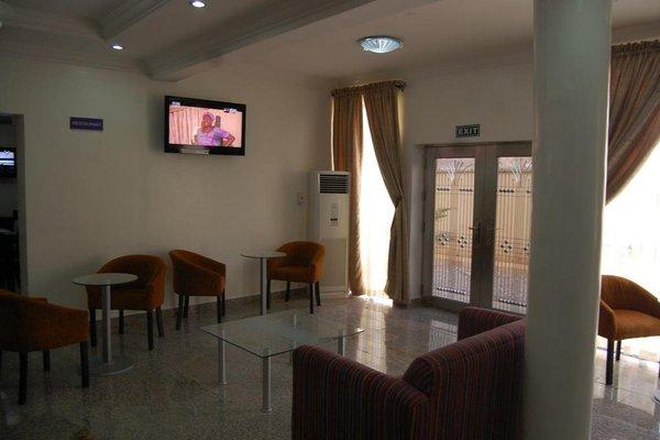 Suru Express Hotel GRA - фото 16