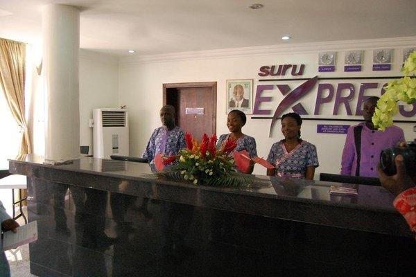 Suru Express Hotel GRA - фото 17