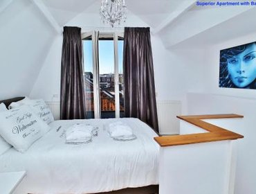 อพาร์ทเมนท์ Luxury Apartments Delft V History Written