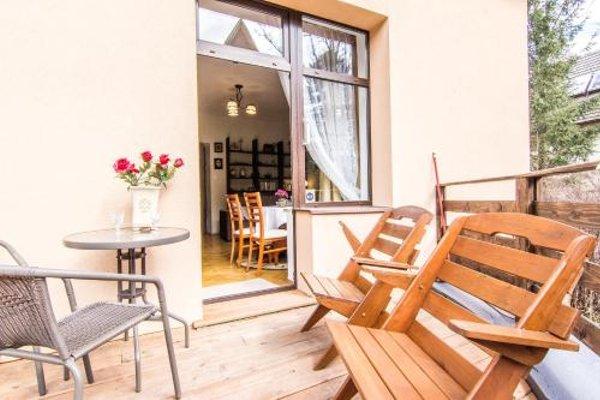 Apartament Krysin Zakopane - фото 13