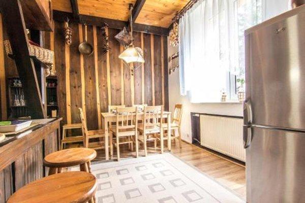 Apartament Krysin Zakopane - фото 9