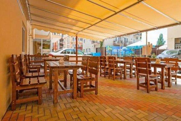 Отель Олимпик - фото 10
