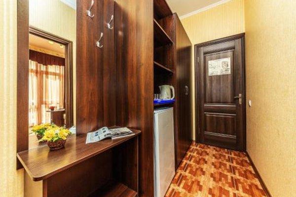 Отель Олимпик - фото 11