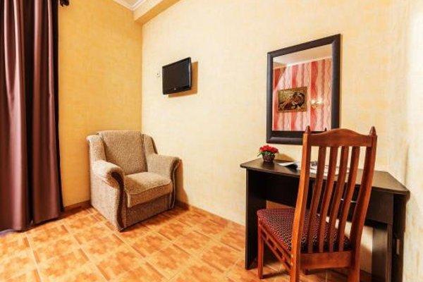 Отель Олимпик - фото 6
