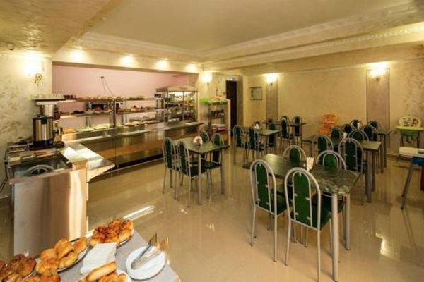 Отель Олимпик - фото 8