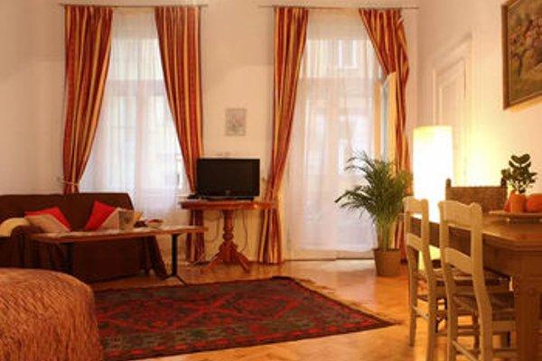 Bohemia Antique Apartment - фото 49