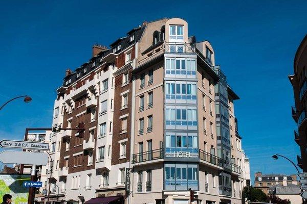 Hotel Versailles Chantiers - фото 23