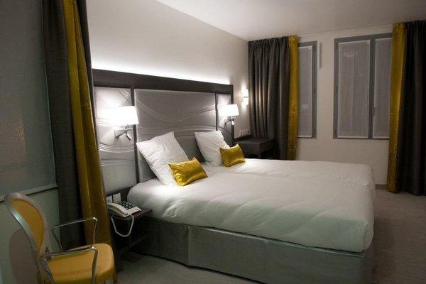 Hotel Versailles Chantiers - фото 8