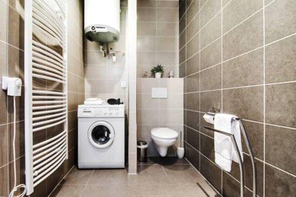 White & Woody Eco Apartments - фото 11