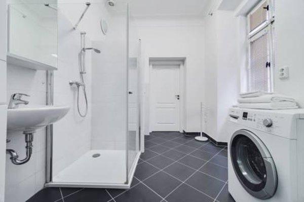 White & Woody Eco Apartments - фото 12