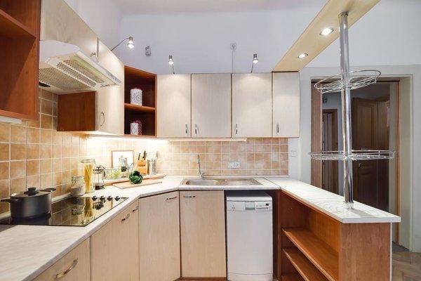 White & Woody Eco Apartments - фото 14