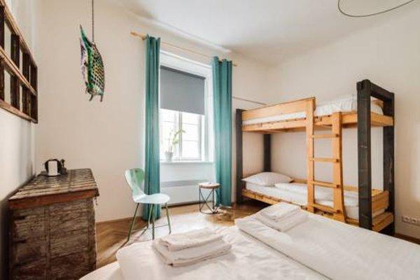 White & Woody Eco Apartments - фото 4