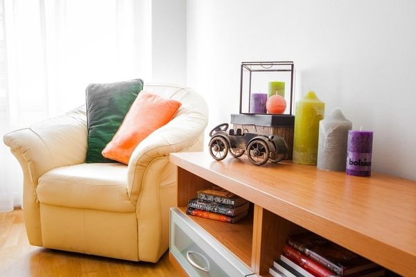 White & Woody Eco Apartments - фото 6