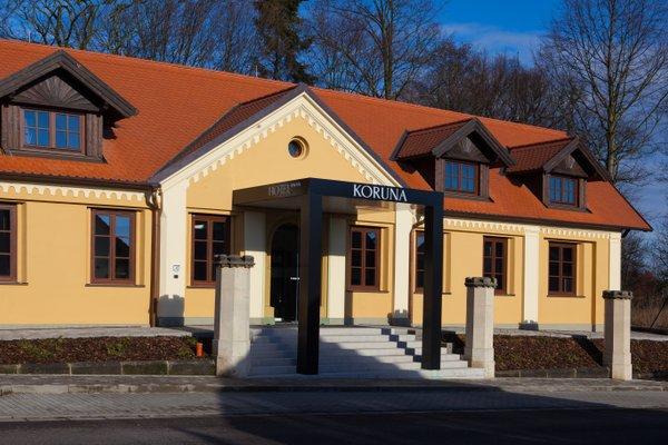 Hotel Koruna - фото 23