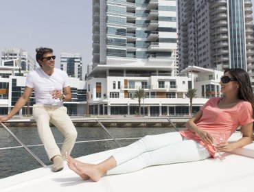 Гестхаус La Verda Suites and Villas Dubai Marina